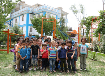Hope House Early Childhood Centre – Kabul