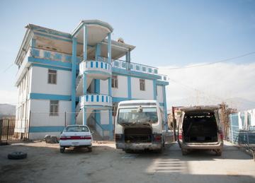 Off Away House - Kabul