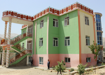 HOPE HOUSE EARLY CHILDHOOD CENTRE – PANJSHIR VALLEY