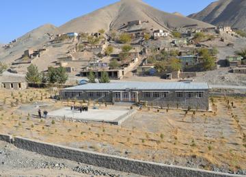 Badakashan School 1