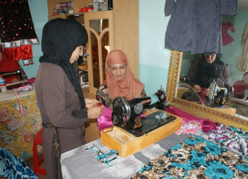 Handicraft Training 6