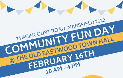Community FUN DAY Flyer