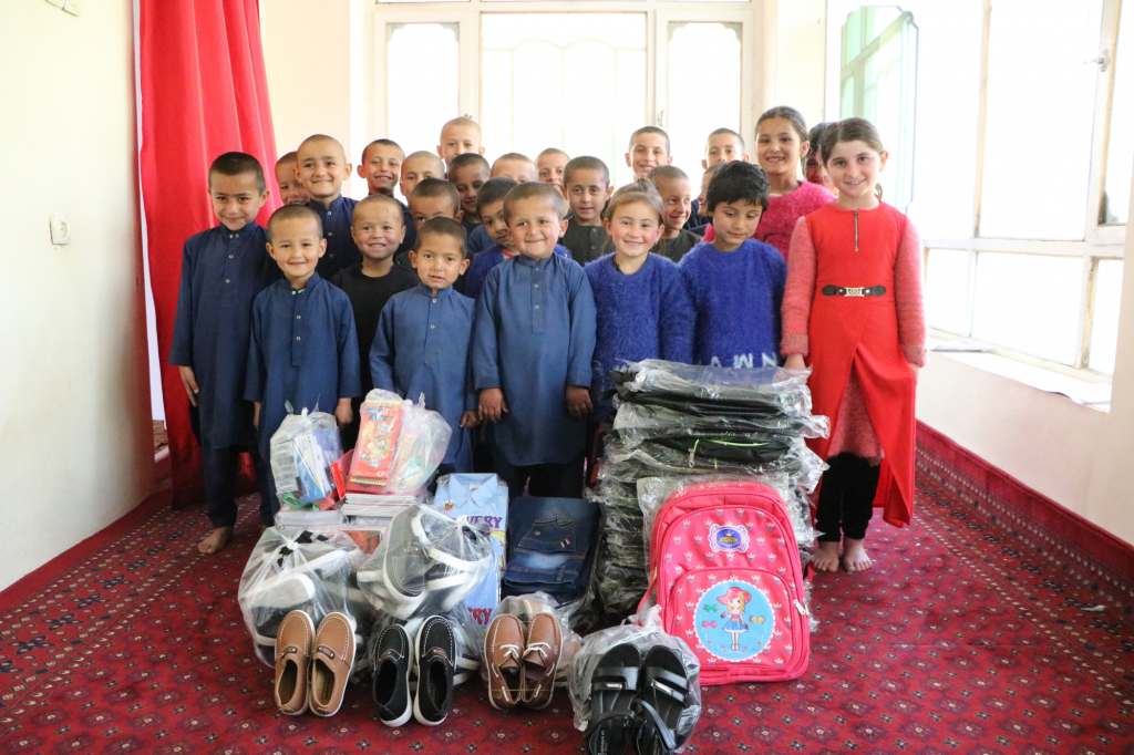 Badakhshan Orphans